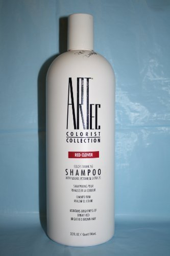 Colorist Collection (Colorist Collection Red Clover Shampoo 32 Fl by Artec)