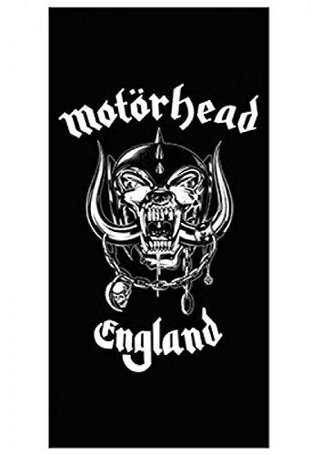 Motörhead - Badetuch - England Logo -75 x 150 cm