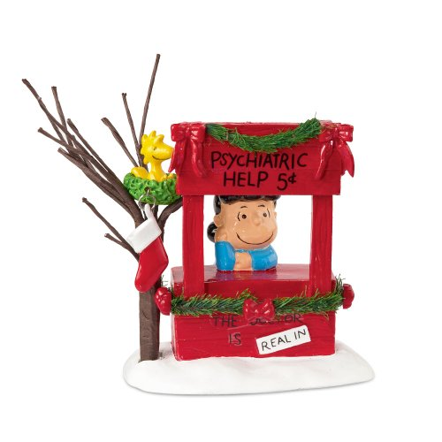 Department 56 Peanuts Village Lucy ist in