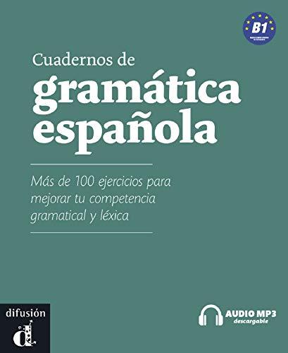 Cuadernos de gramática española B1 + CD audio MP3 (Ele - Texto Español)