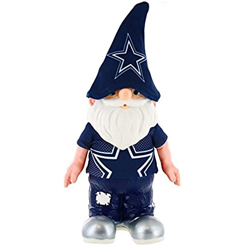 NFL Dallas Cowboys Real Shirt Gnome, Blue by Forever Collectibles