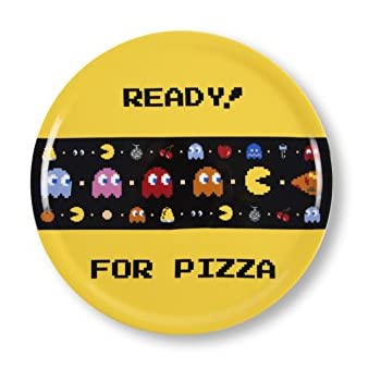 Excelsa Set Pizzateller Peanuts 4 STK Mehrfarbig
