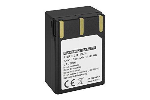 Ersatz-Akku SLB-1974 für Samsung Digimax Pro 815, Digimax Pro 815s, Digimax Pro...