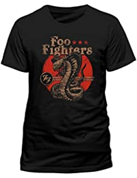 Foo Fighters Cobra Official Dave Grohl Rock Heavy Metal Tee T-Shirt Top Mens Ladies Womens Unisex