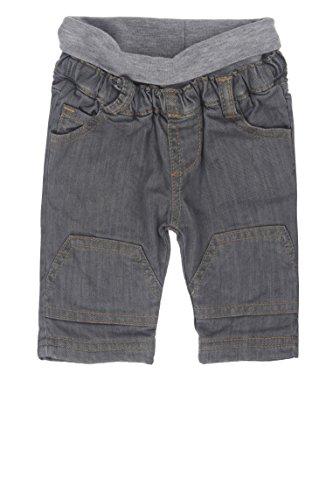 Steiff Baby-Jungen Jeanshose 6522704, Gr. 68, Grau (grey denim gray 0016)