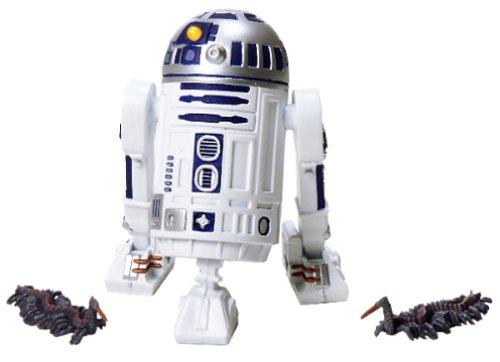 Figura R2-D2 Coruscant Sentry Star Wars El ataque de los clones