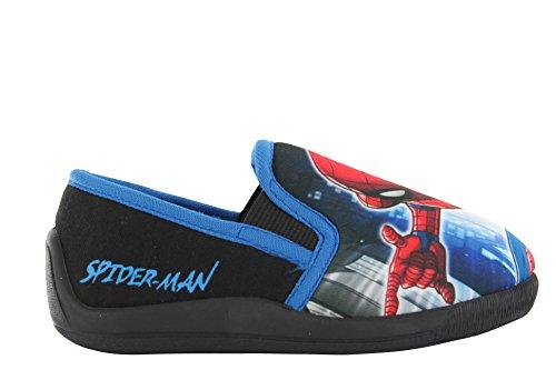(Spiderman Marvel Comics Jungen Hausschuhe EU 28)