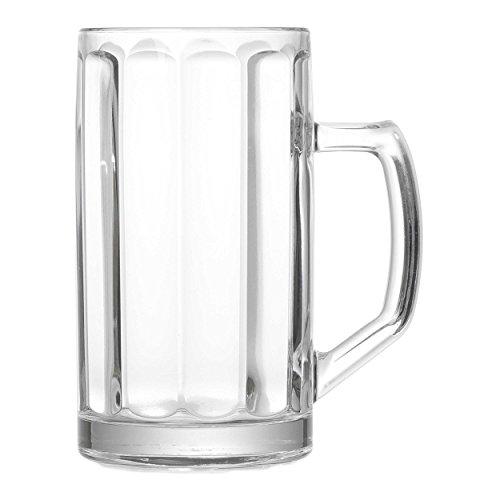 Ritzenhoff & breker brema boccale da birra, bicchiere da birra, boccale di birra, bicchiere, vetro, trasparente, 0.5l, 172355