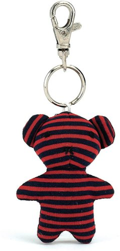 Image of Jellycat - Coco Bear Keyring, 8cm