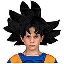 Amazon.es: peluca son goku - 5-7 años