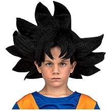 Amazon.es: peluca son goku - 5-7 años
