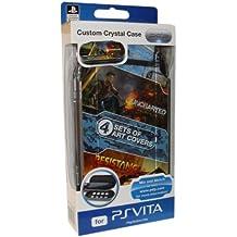 PDP - Crystal Custom Case (PlayStation Vita)