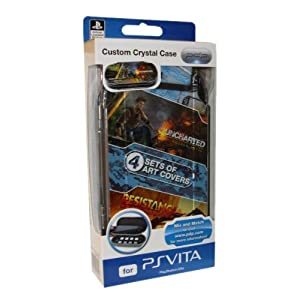 PS Vita – Custom Crystal Case