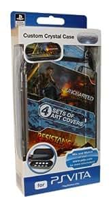 PS Vita - Custom Crystal Case