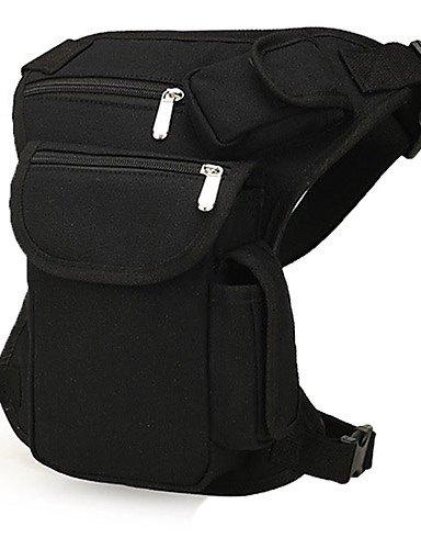 ZQ 10 L Hüfttaschen / GürteltascheCamping & Wandern / Angeln / Klettern / Legere Sport / Reisen / Überlebenskunst / Sicherheit / Laufen / Black
