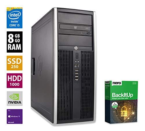 8200 CMT | Nvidia Geforce GTX 1050 | Intel Core i5-2400 @ 3,1 GHz | 8GB DDR3 RAM | 1000GB HDD | 250GB SSD | DVD-Laufwerk | Windows 10 Pro (Generalüberholt) ()