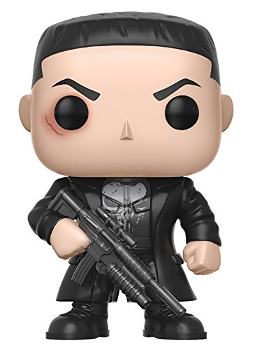 POP! Bobble - Daredevil: Punisher