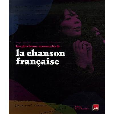 Les plus beaux manuscrits de la chanson française