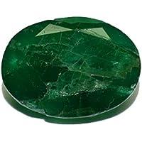 Esmeralda de Pakistán piedra preciosa natural & facettiert 2.65quilates