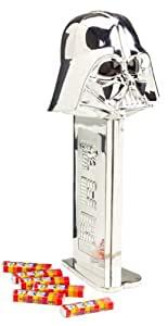 Star Wars GIANT PEZ ~ SILVER DARTH VADER ~Limited Edition by Brand New Products LLC