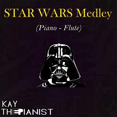 Star Wars Medley: The Force Theme / Across the Stars (Piano / Flute Version)