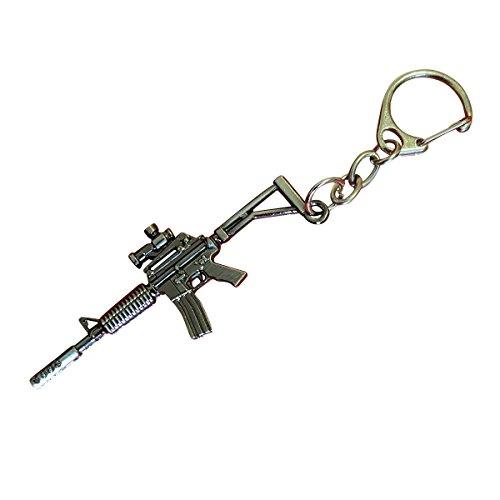 arma-portachiavi-3d-pistola-di-metallo