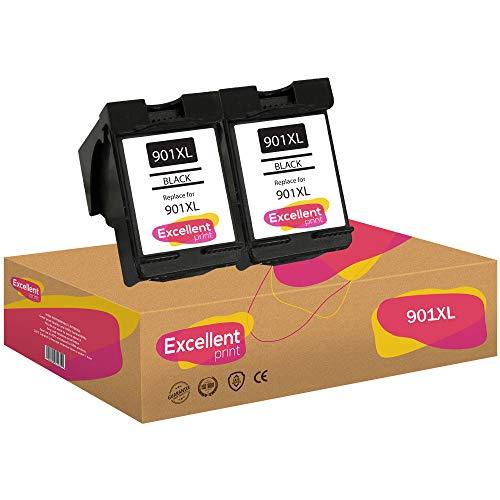 Excellent Print 901XL 901 Compatibili Cartucce per HP OfficeJet 4500 J4540 J4550 J4524