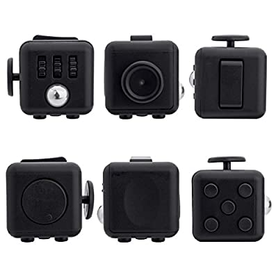 ENJOY JuYi Fidget Cube Relieves Stress And Anxiety for Children and Adults