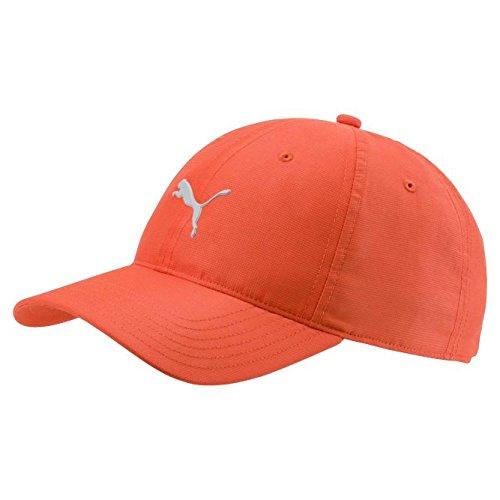 Puma Golf 2018Herren Pounce Hat (One Size), 0214310, Vibrant Orange, Einheitsgröße