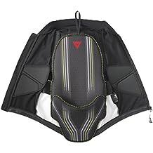 Dainese Active Vest Evo - Chaleco con protector dorsal negro blanco/negro Talla:small