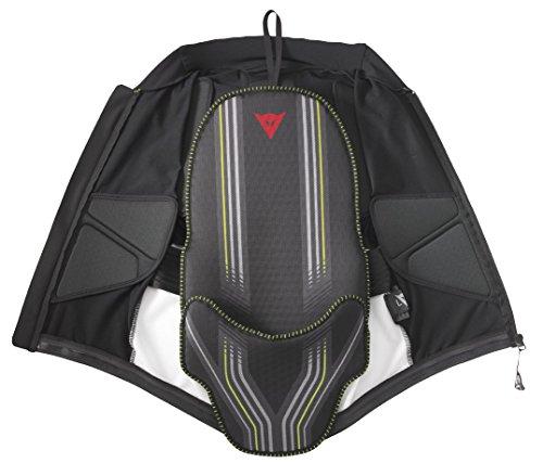 Dainese Safety Active Vest Evo, Schwarz/Weiss, S
