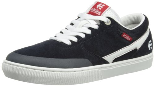 Etnies RAP CL 4101000417 Herren Sneaker Grau (NAVY/WHITE 472)
