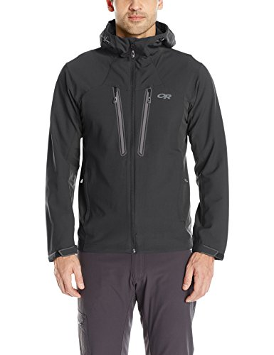 outdoor-research-herren-softshelljacke-mens-ferrosi-summit-hooded-jacket-black-m