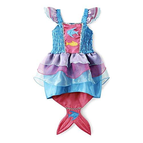 Lucy Locket Meerjungfrau Baby Kleinkind Kostüm - 0-24 Monate Gr 80/92 (6-24 Monate) (12-24 - Ariel Kostüm Für Kleinkind