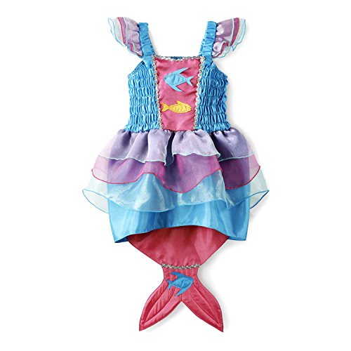 Lucy Locket Meerjungfrau Baby Kleinkind Kostüm - 0-24 Monate Gr 80/92 (6-24 Monate) (12-24 Months)