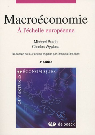 Macroéconomie : A l'échelle europ�...