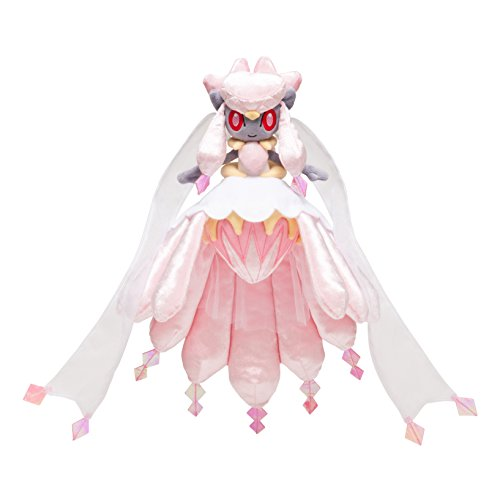 Pokemon Center Pluschtier Mega Diancie (Mega-pokemon Plüschtiere)