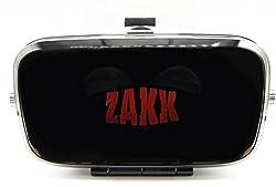 Zakk Orbit 3D VR Box With In Built Headphones