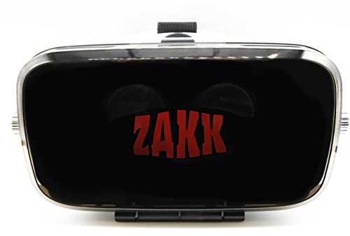 Zakk Orbit 3D VR Box With In Built Headphones