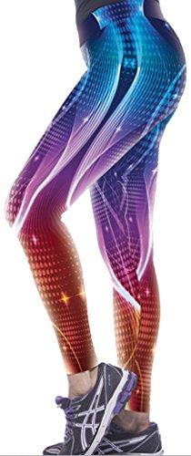 Belsen Femme jogging fort et beau yoga élasticité Leggings Cool