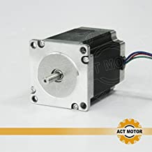 Act Motor GmbH 1pezzi NEMA23Stepper Motor 23hs8430passo motore 3.0a 76mm 1,9NM CNC industriale Automation macchina