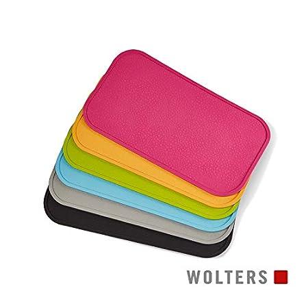 WOLTERS Napfunterlage Rainbow 55 x 30 cm versch. Farben