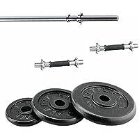 Preisvergleich für Kettler Hantel Set, Silber/Schwarz, 07371-160