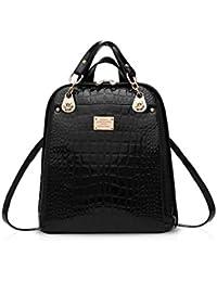 NICOLE&DORIS New trend backpack shoulder bag ladies/women dual-use college wind fashion travel bag