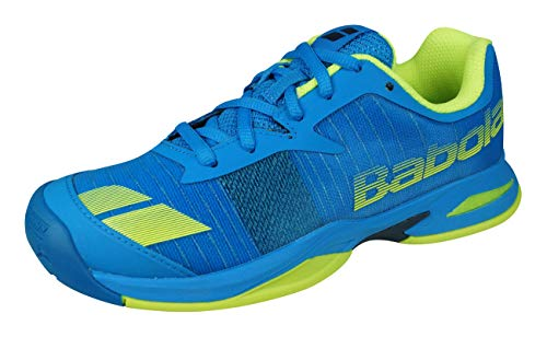 Babolat Kinder Tennisschuhe Jet Allcourt Blau (51) 36