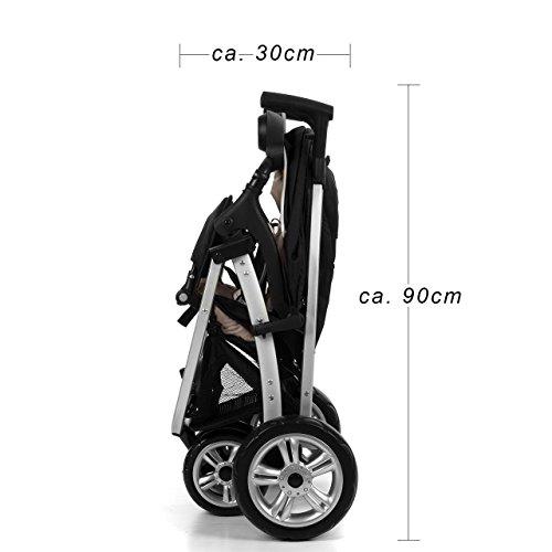 Froggy® CITYBUG pram buggy stroller push chair safari
