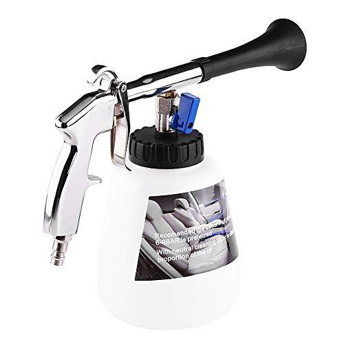 Schaumpistole - Snow Foam Gun mit Foam Jet Düse Flasche für Auto Hochdruckreiniger Professional Car Cleaning Kit Foam Sprayer