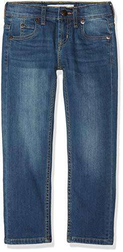 Levi's Kids Jungen Trousers NM22157 Jeans, Blau (Indigo 46), 6 Jahre (Herstellergröße: 6A) (Levis Slim Jungen 18)