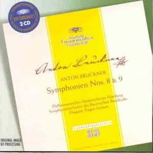 Bruckner: Symphonies Nos 8 & 9  (DG The Originals)