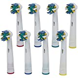 Sorliva Electric Toothbrush Heads With Soft Bristle Designed As A Premium Replacement Toothbrush Head For Oral...